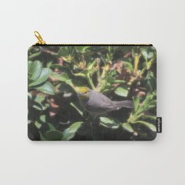 Small Verdin Carry-All Pouch
