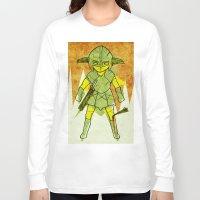skyrim Long Sleeve T-shirts featuring Dragonborn by Studio Acramill
