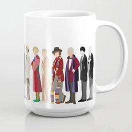 Doctor Who 2 Coffee Mug