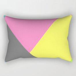 Deformed by environmantal influences Rectangular Pillow