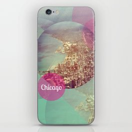 Chicago 2 iPhone Skin