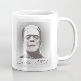 Selfie 1931 Coffee Mug