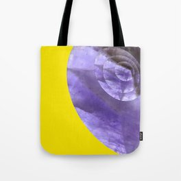 Yellow Mystical Powers of Amethyst #society6 Tote Bag