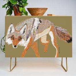 Totem Coyote Credenza