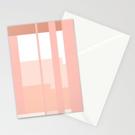 Mesa in Pink Stationery Cards