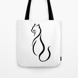 CATTOO Tote Bag