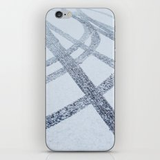 Tracks in the Snow iPhone & iPod Skin