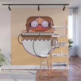 Haker Duck Wall Mural