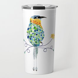 Bird of Costa Rica, pajaro Bobo Travel Mug