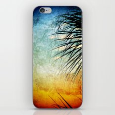 Sunrise Paradise iPhone & iPod Skin