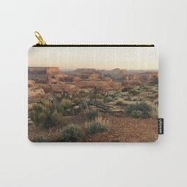Monument Valley Morning Carry-All Pouch