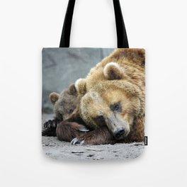 Bear 2014-1101 Tote Bag