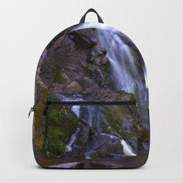 Purple Waterfall Backpack