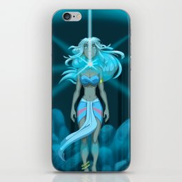 The Crystal Chamber iPhone Skin