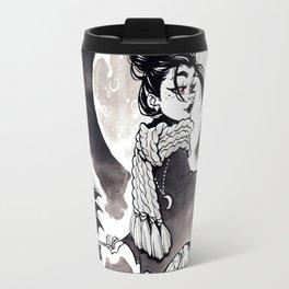 Casual Vampire Travel Mug