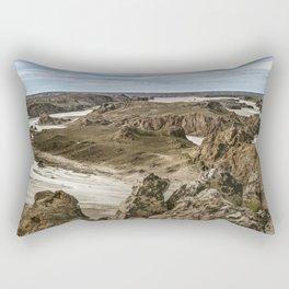 Miradores de Darwin, Santa Cruz Argentina Rectangular Pillow
