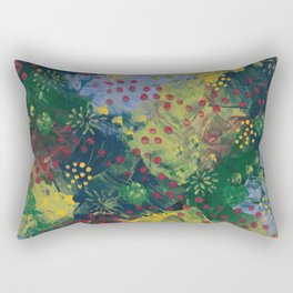 Abstract 03 Rectangular Pillow
