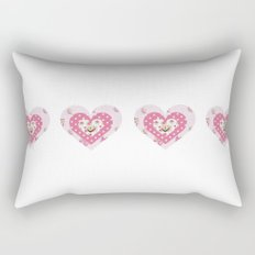 Share The Love Rectangular Pillow