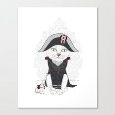 Napoleone Canvas Print
