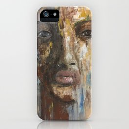 looking through iPhone Case