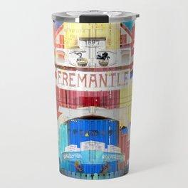 Fremantle Markets Travel Mug