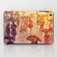 takmaj iPad Cases featuring Summer day by takmaj
