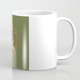 Compass Camping Coffee Mug