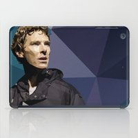 hamlet iPad Cases featuring Benedict Cumberbatch - Hamlet Barbican by khitkhat