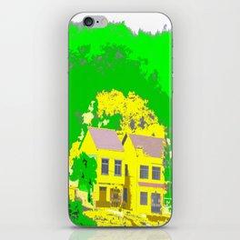 Mountain Villas iPhone Skin