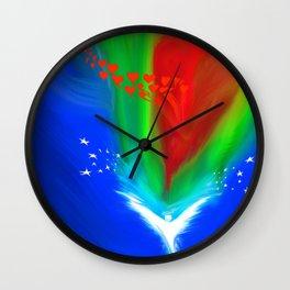 Serendipity Do-Dah Wall Clock