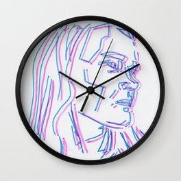 Beat Wall Clock