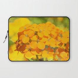 Orange Delight Laptop Sleeve