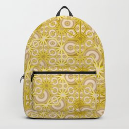 Traditional Japanese pattern YABURE-ASAGARA Backpack