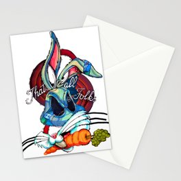 Bugs Stationery Cards