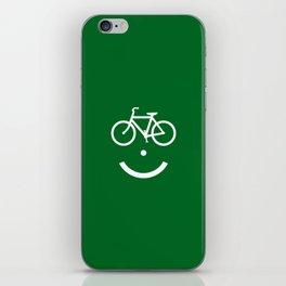 Bike Lane :) iPhone Skin
