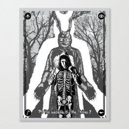 Darko Canvas Print