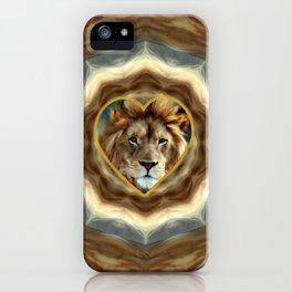 LION - Aslan iPhone Case