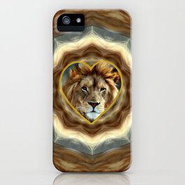 LION - Aslan iPhone Case