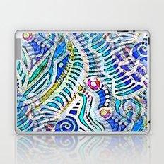 Under the Sea Abstract Nautilus  Laptop & iPad Skin