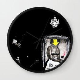 BLK  Wall Clock