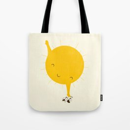 Belly Rub Tote Bag