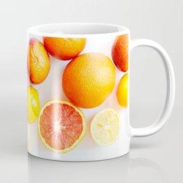 Winter Citrus 2 Coffee Mug