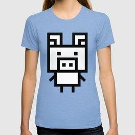 Block Piglet T-shirt