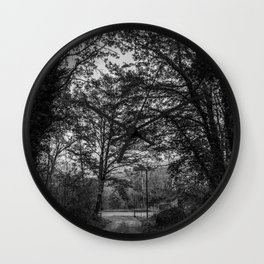 Inner forest Wall Clock