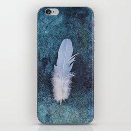 Feather II iPhone Skin