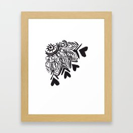 Pattern IV Framed Art Print