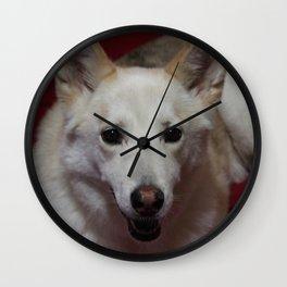 Raven 1 Wall Clock