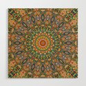 Kaleidoscope Mandala by kellydietrich