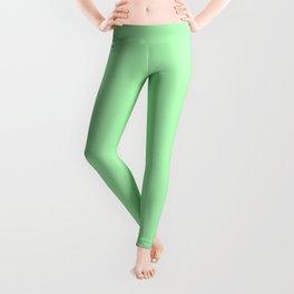 Pastel Colors: Chrysoprase Leggings