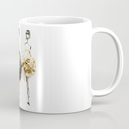 Edible Ensembles: Oysters Coffee Mug